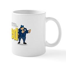 'Retirement Highway 3 :-)' Mug