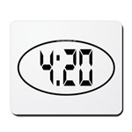 4:20 Digital Mousepad
