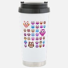 Unique Love owls Travel Mug