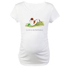 Love Me, Love My Piebald Dox Shirt