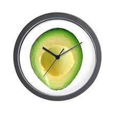 A is for Avocado Annabelle's Fave Wall Clock