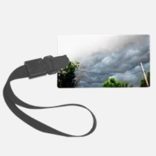 There's a storm brewing Luggage Tag