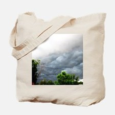 There's a storm brewing Tote Bag