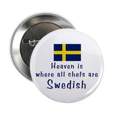 "Swedish Chefs 2.25"" Button (10 pack)"
