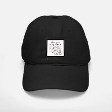 One Voice Baseball Hat