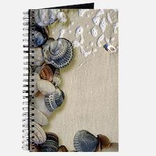 summer ocean beach seashells Journal