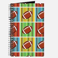 Football Pattern Journal