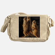 Cute Meerkat Messenger Bag
