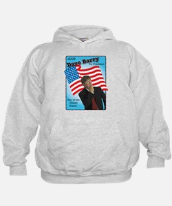 Dave Barry For President Hoodie