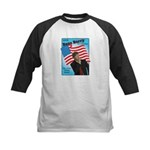 Dave Barry For President Kids Baseball Jersey