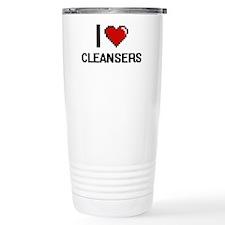 I love Cleansers Digiti Travel Mug