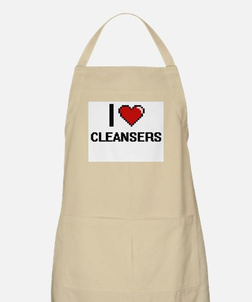 I love Cleansers Digitial Design Apron