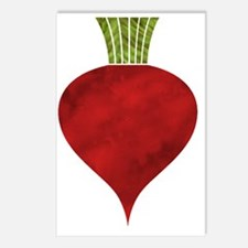 Unique Beet Postcards (Package of 8)