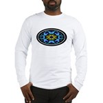 Kaleidoscope 1 Long Sleeve T-Shirt