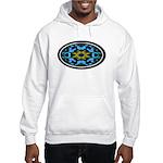 Kaleidoscope 1 Hooded Sweatshirt