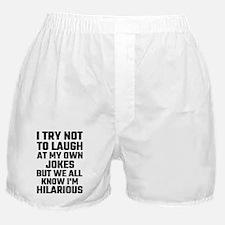 Cool Pity Boxer Shorts