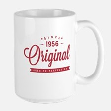 Since 1956 Original Aged To Perfection Mugs