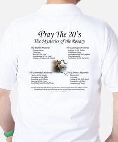 Our Lady of the Rosary (2) Golf Shirt