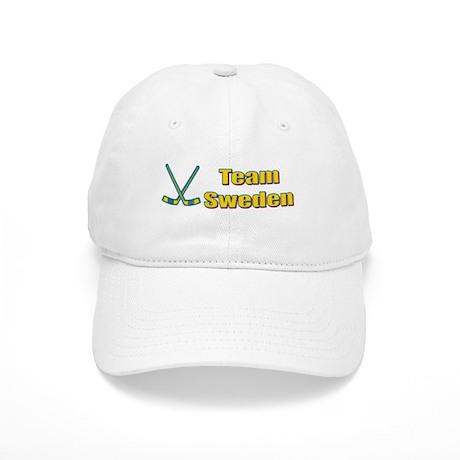 Team Sweden Hockey Cap