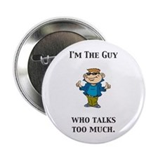ITG...Who Talks Too Much Button
