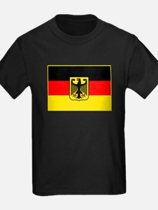Deutschland German Flag T