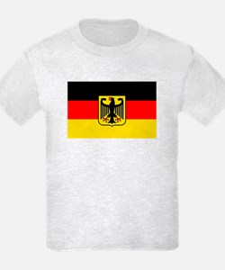 Deutschland German Flag T-Shirt