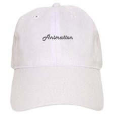 Animation Classic Retro Design Baseball Baseball Cap