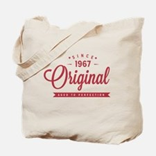 Since 1967 Original Aged To Perfection Tote Bag