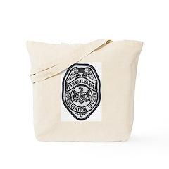 Pennsylvania Game Warden Tote Bag