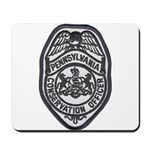 Pennsylvania Game Warden Mousepad