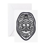 Pennsylvania Game Warden Greeting Card