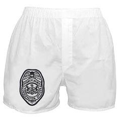 Pennsylvania Game Warden Boxer Shorts