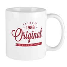 Since 1988 Original Aged To Perfection Mugs