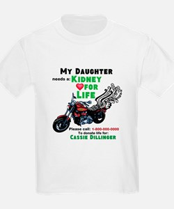 personalize/donor T-Shirt