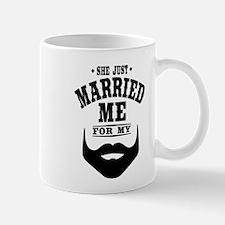 Married Beard Mug