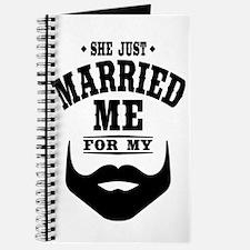 Married Beard Journal