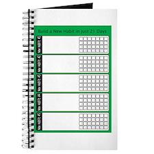 New Habits Journal