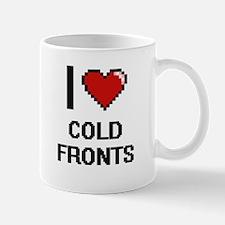 I love Cold Fronts Digitial Design Mugs