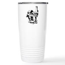 kitchen cow Travel Mug