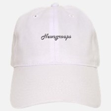 Newsgroups Classic Retro Design Baseball Baseball Cap