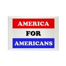 Americans Magnets