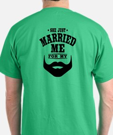 Married Beard T-Shirt