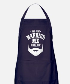 Married Beard Apron (dark)