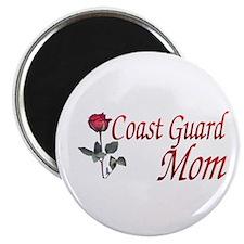 coast guard mom Magnet