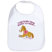 Funny Suited Bib