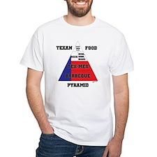 Texan Food Pyramid Shirt