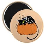 Cat w/ Pumpkin 2.25