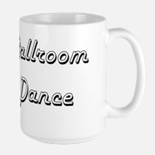 Ballroom Dance Classic Retro Design Mugs