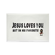 Jesus Loves You Magnets