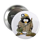 Miner Penguin Button